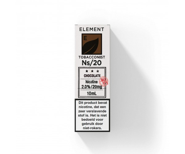 Element - Nic Salts - Chocolate Tobacco – Ns/20MG