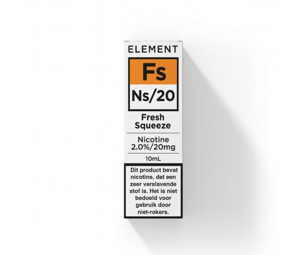 Element - Nic Salts - Fresh Squeeze – Ns/20MG