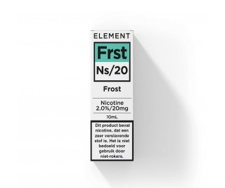 Element - Nic Salts - Frost – Ns/20MG