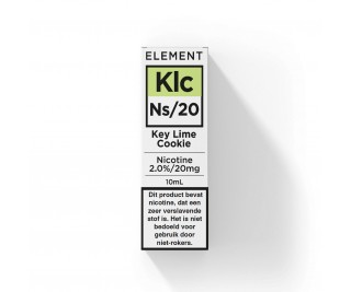 Element - Nic Salts - Key Lime Cookie – Ns/20MG