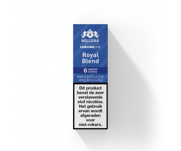 Millers Juice Chromeline - Royal Blend