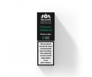 Millers Platinumline French Tobacco