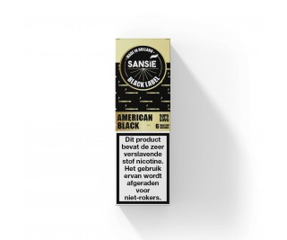 Sansie Black Label - American Black