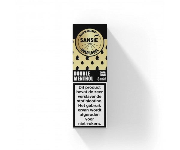 Sansie Gold Label - Double Menthol