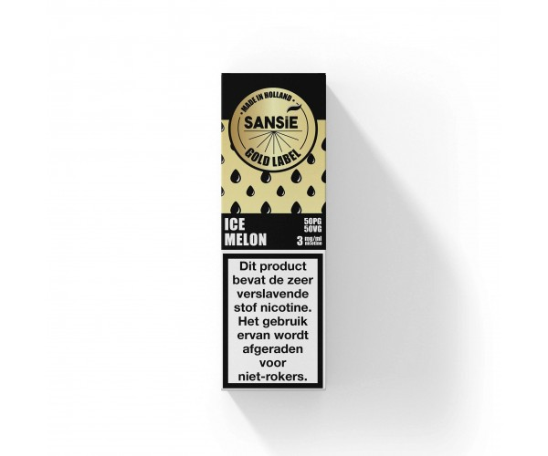 Sansie Gold Label - Ice Melon
