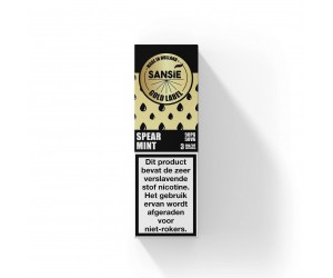 Sansie Gold Label - Spearmint
