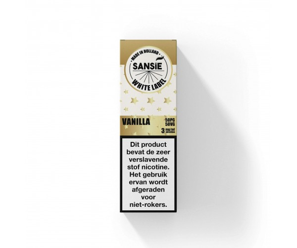 Sansie White Label - Vanilla