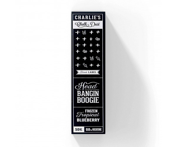 Charlie's Chalk Dust - Head Bangin' Boogie