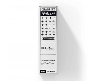 Charlie's Chalk Dust - Black Ice menthol
