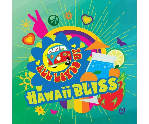 BIG MOUTH All Loved Up: Hawaii Bliss