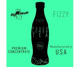 BIG MOUTH FIZZY: PEACH | LEMON | TEA