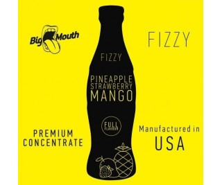 BIG MOUTH FIZZY: PINEAPPLE | STRAWBERRY | MANGO