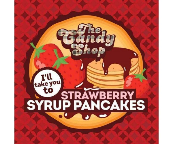 BIG MOUTH The Candy Shop: I'll take you to Strawberry Syrup Pancakes