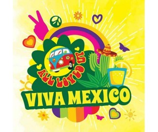 BIG MOUTH All Loved Up: Viva Mexico