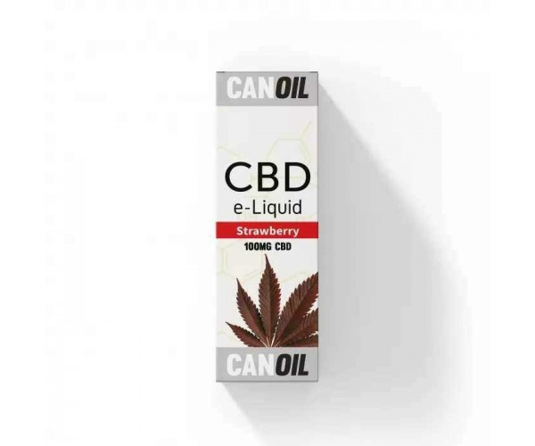 Canoil CBD E-liquid Strawberry 50MG CBD