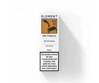 Element - Dripper Series - 555 Tobacco