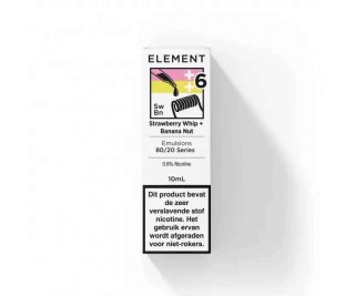 Element - Emulsions Dripper - Pink Grapefruit met Blueberry