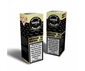 Sansie Black Label - American Tobacco