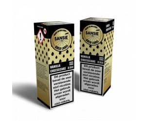 Sansie Gold Label - Vanilla Cheesecake