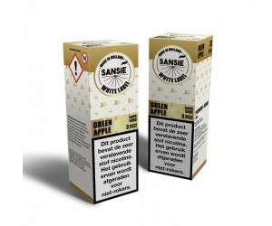 Sansie White Label - Green Apple