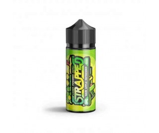 Strapped - Sour Apple Refresher - 100ML