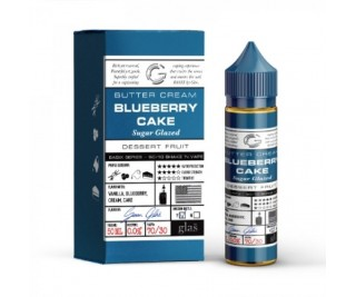 Glas Basix - Blueberry Cake (Shake & Vape) 60ML