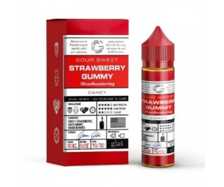 Glas Basix - Strawberry Gummy 60ML
