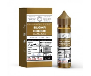 Glas Basix - Sugar Cookie (Shake & Vape) 60ML