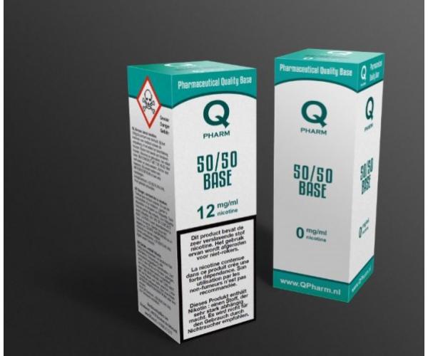 QPharm 100% VG Base