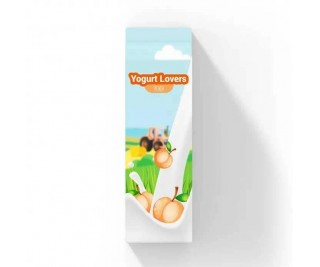 Yogurt Lovers - Peach - 50ML