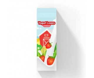 Yogurt Lovers - Strawberry - 50ML