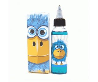Cloud Vapor Blue Bird - Shake and Vape 60ML