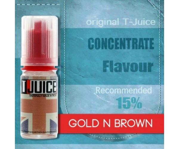 T-Juice Gold 'n' Brown