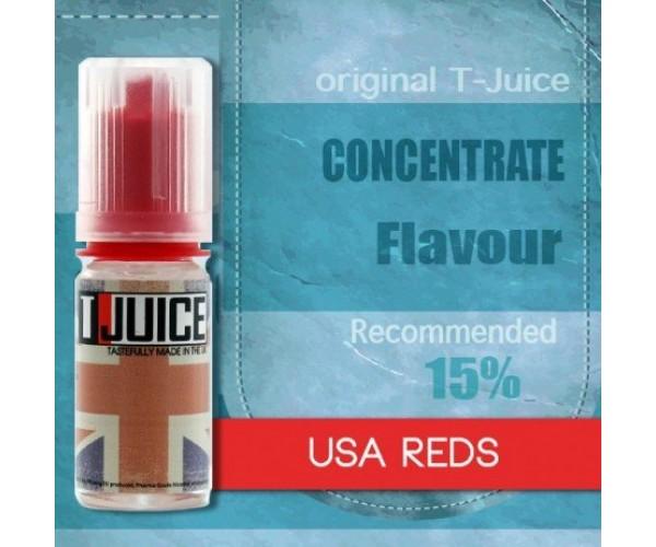 T-Juice USA Reds