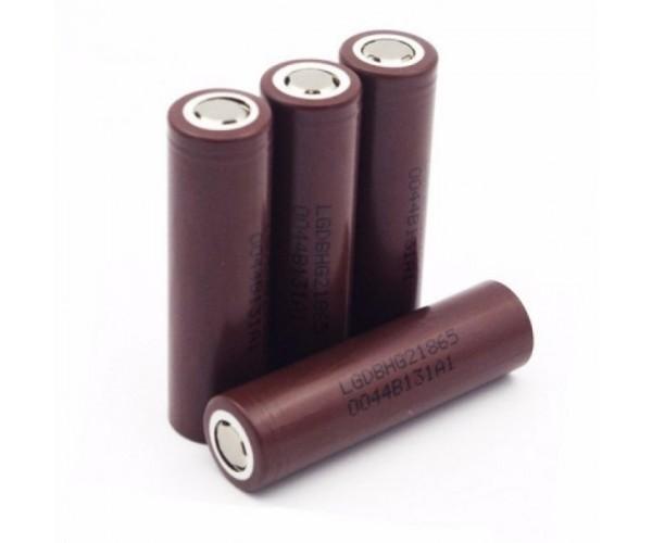LG HG2 18650 Batterij 3000mAh