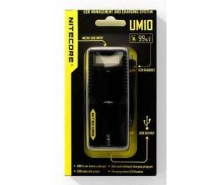 Nitecore UM10 batterij oplader