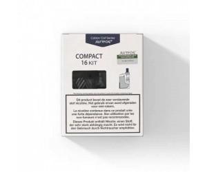 Justfog Compact 16 Startset + 1400mAh batterij