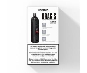 Voopoo Drag S Mod POD - 2500mAh Startset