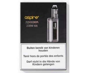 Aspire Speeder met Athos Clearomizer - 200W Startset