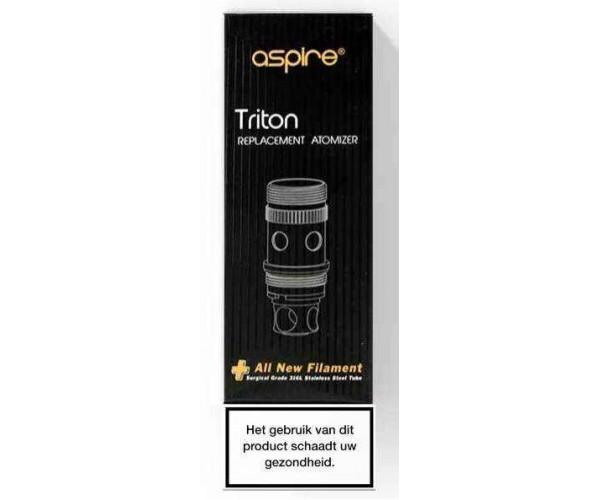 Aspire Triton / Triton 2 Coils NI / Clapton / 316L (5 Stuks)