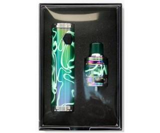 Eleaf iJust 3 Acrylic + Ello Duro Clearomizer Startset