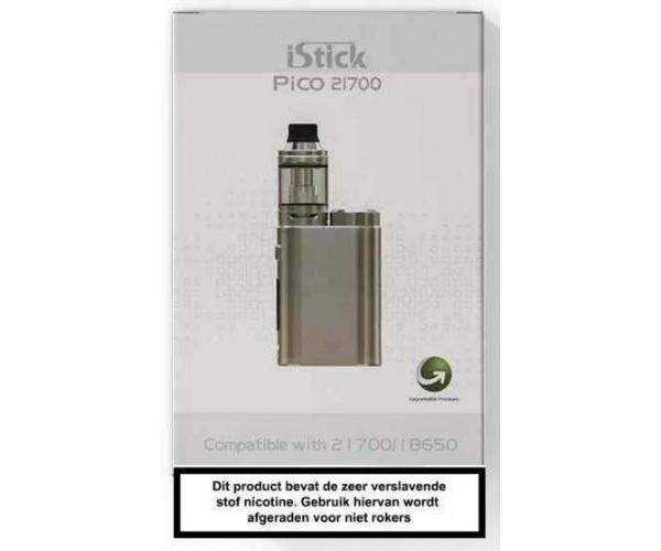 Eleaf iStick Pico 21700 + Ello Clearomizer - 100W Startset