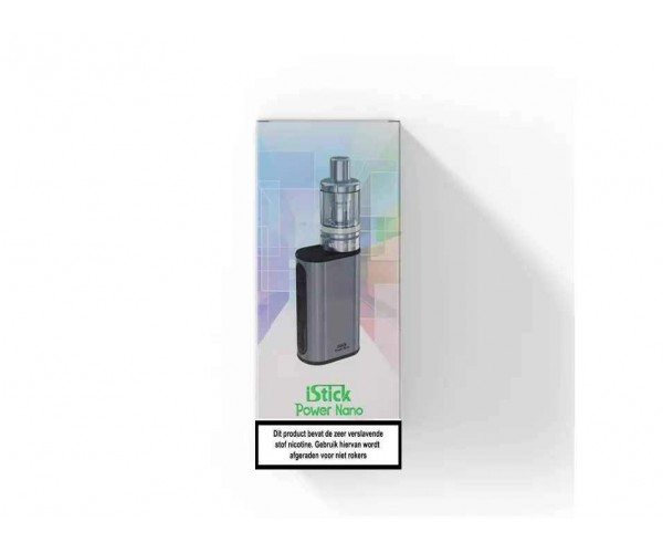 Eleaf iStick Power Nano + Melo 3 Nano Clearomizer - 40W Startset