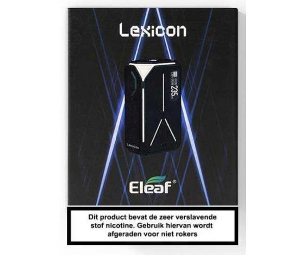 Eleaf Lexicon - 235W MOD