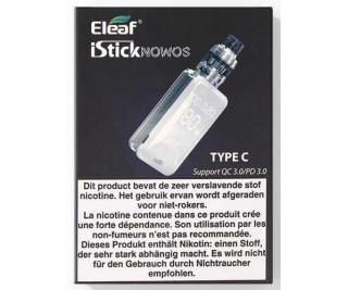 Eleaf iStick Nowos + Ello Duro Clearomizer - 4400mAh Startset