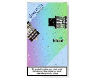 Eleaf iJust ECM Clearomizer - 2ML