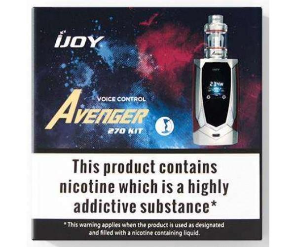 IJOY Avenger 270 234W Voice Control TC Startset