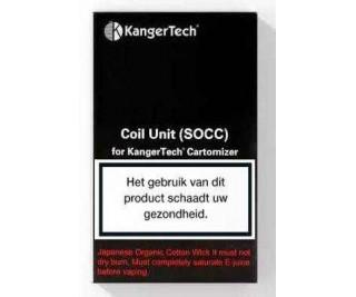 Kangertech SOCC Coils (5 stuks)