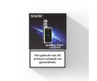 SMOK G-Priv 2 met TFV12 Prince Clearomizer Luxe Edition - 230W Startset