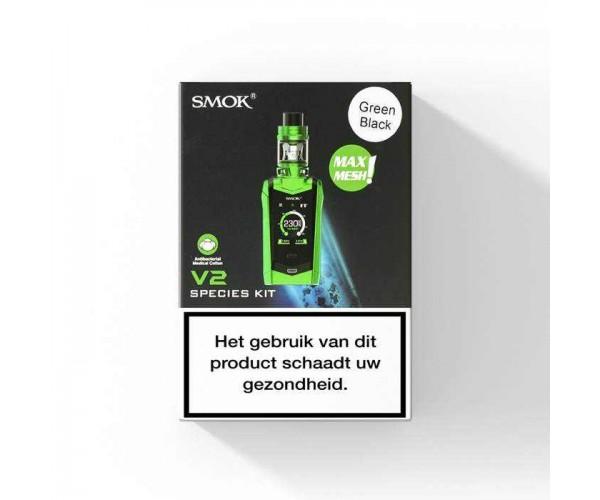 SMOK Species + TFV Mini V2 Clearomizer - 230W Startset